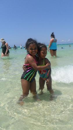 Panama City Beach, FL: Grandbabies first trip to the beach