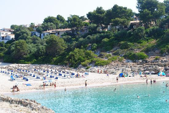 Blau Punta Reina Resort: 1 spiaggia