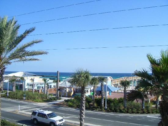 Panama City Beach, FL: View from Margaritaville