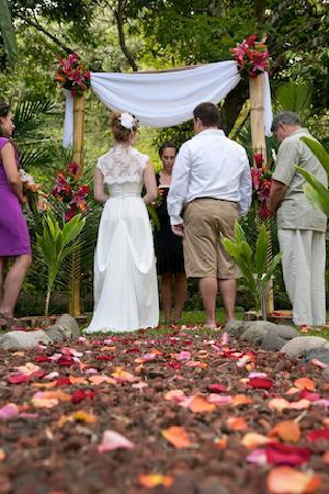 Jungle Creek: Ceremony