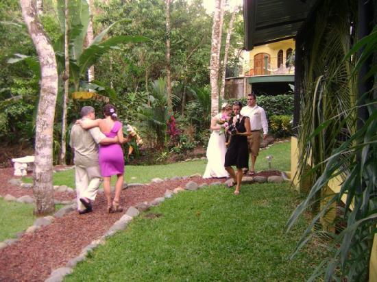 Jungle Creek: After ceremony