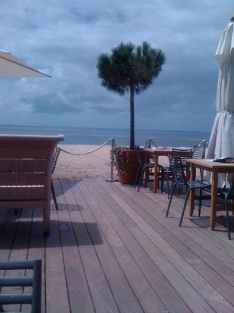 La Co(o)rniche : le restaurant