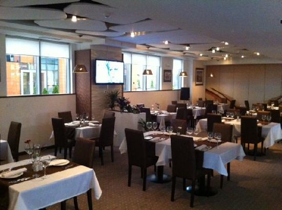 Hotel Nartel : restaurant
