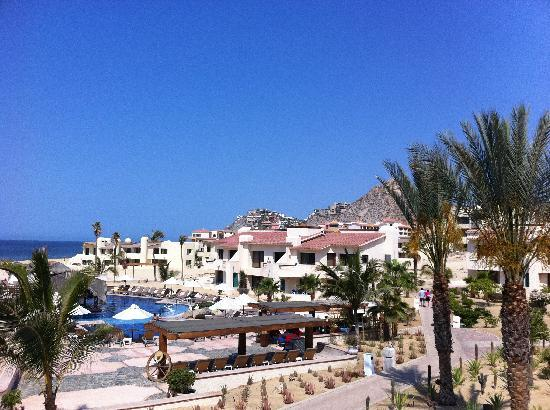 Solmar Resort: View from our room