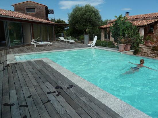 Littariccia: La piscine