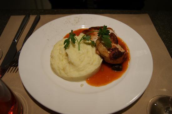 Ratatouille : Plate - Chicken
