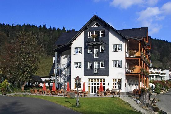 land und kurhotel tommes schmallenberg tyskland