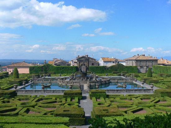 Bagnaia, Italien: Fontana dei mori