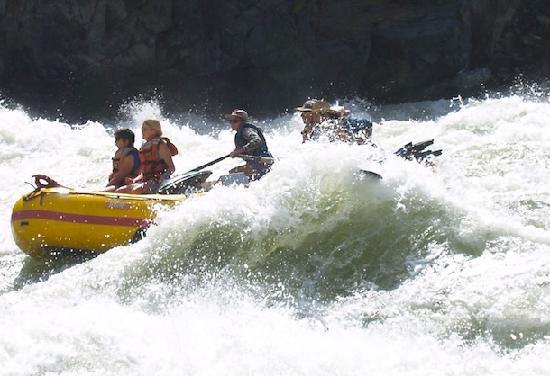Joseph, Oregón: Hells Canyon: world-class whitewater