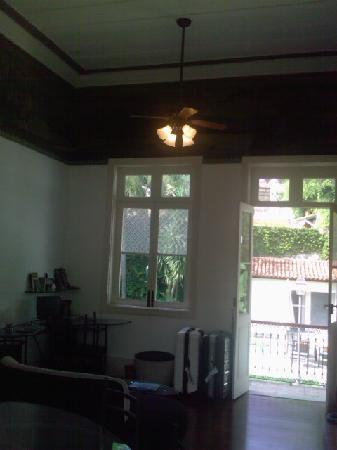 Villa Laurinda: The reception area, lovely spacious rooms