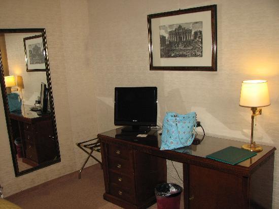 Domus Aventina: our room