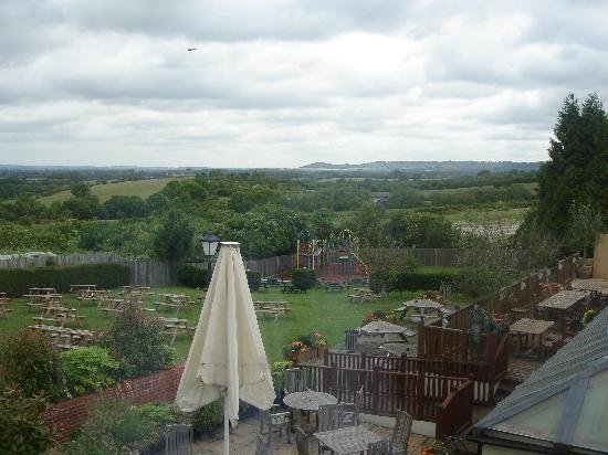 Premier Inn Tring Hotel: great views