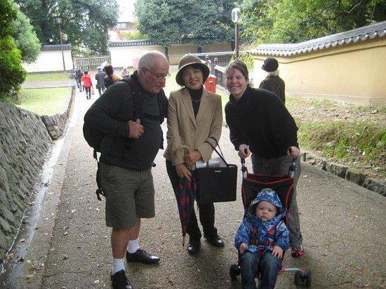 Nara Machi Walking Tour: Naramachi walking tour in Nara