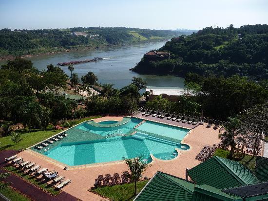 Amerian Portal del Iguazu: Room view (423)
