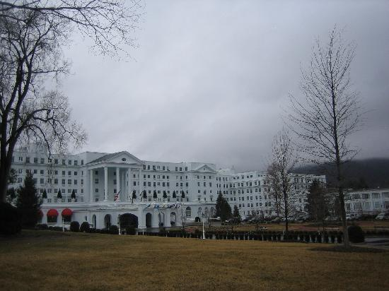 ‪‪The Greenbrier‬: front‬