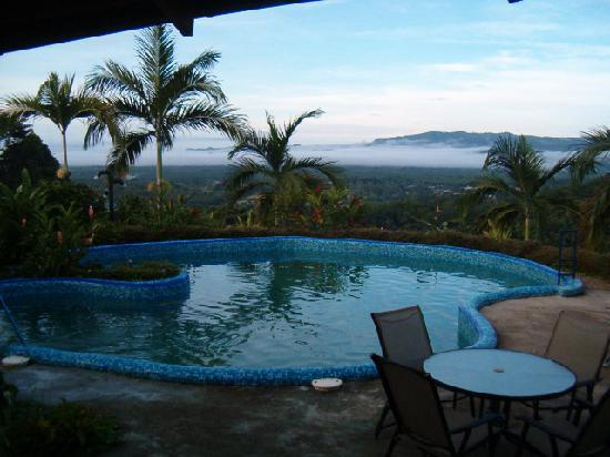 Rio Claro, Costa Rica: View from the Swimming Pool
