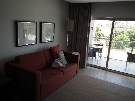 Luna Alvor Village: Sofa/bed