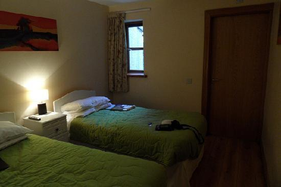 Newgrange Lodge: Twin room