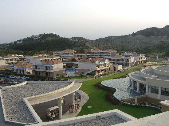 La Marquise Luxury Resort Complex: Vue autre partie du complexe