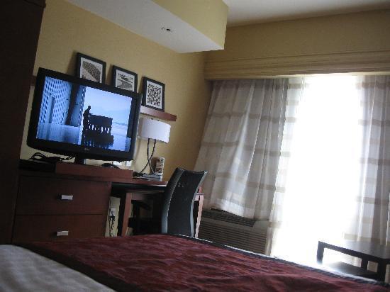 約克萬怡飯店照片