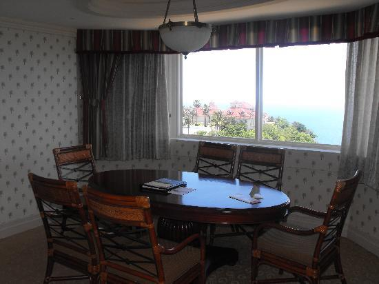 Hualien FarGlory Hotel: dining room