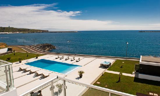 Atlântida Mar Hotel : Atlantida Mar Hotel View