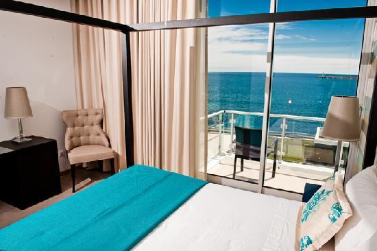 Atlântida Mar Hotel : Double Room