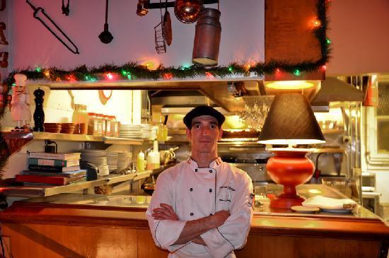 Baker Street Bistro: Chef Danel