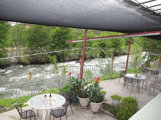 River View Restaurant Lounge Patio On 01