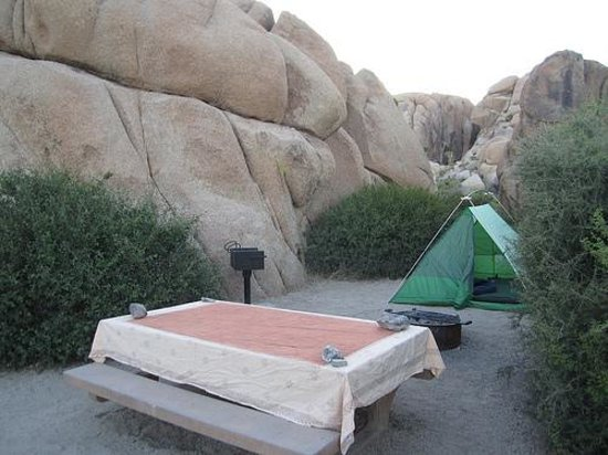 Jumbo Rocks Campground: A pretty cool campsite!