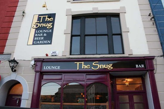 Athlone, Ireland: The Snug Bar
