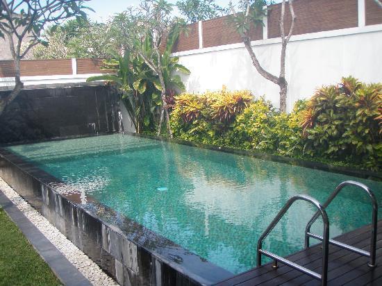 The Samaya Bali Seminyak: our pool