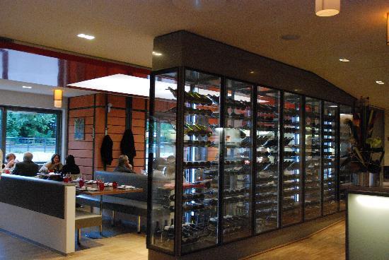 33 Cite Restaurant: vue intérieure du resto