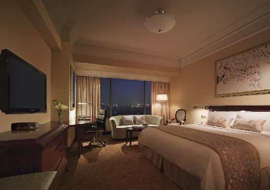 Shangri-La Hotel, Wuhan: Superior Room