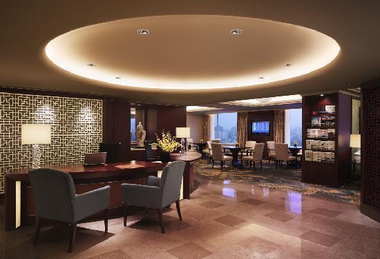 Shangri-La Hotel, Wuhan: Horizon Club