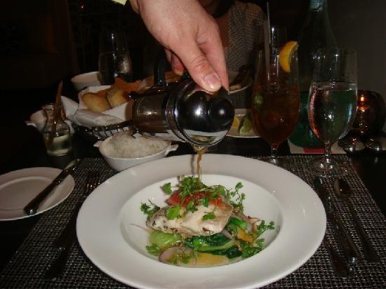 Azure Restaurant: nice presentation
