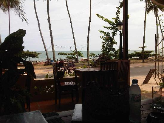 Ocean Valley Hotel: between hotel and the view