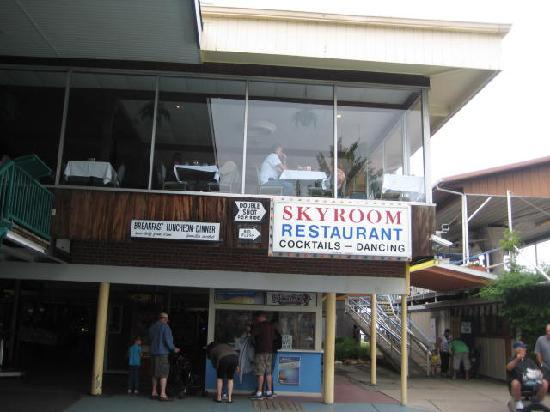 Indiana Beach Boardwalk Resort: Skyroom Restaurant