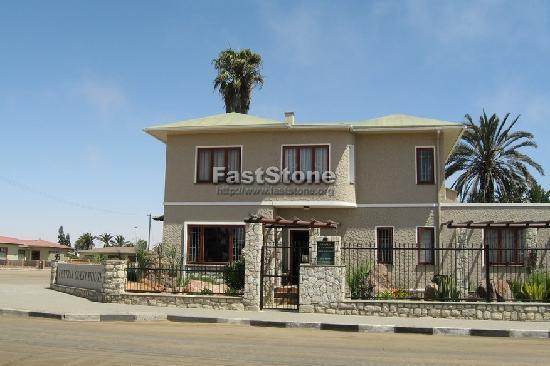 Meerkat Guesthouse: Central Guest House