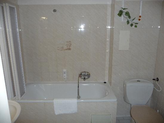 Zlata Hvezda Hotel Litomysl: bathroom
