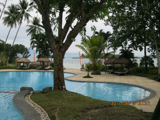 Pearl Farm Beach Resort: Pearl Farm Resort (Photo by: Ricoy)