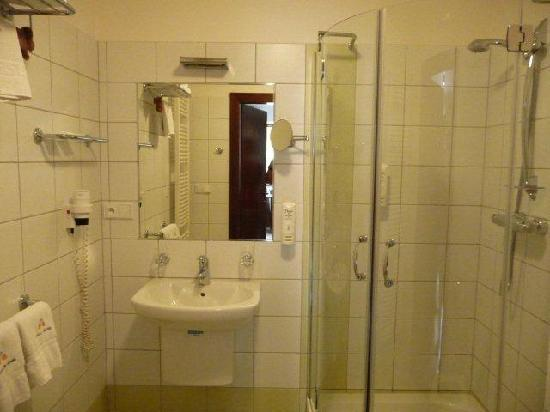 Pension Na Hrade: bathroom