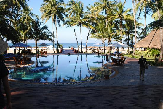 Ngwe Saung, Myanmar: Myanmar Treasure Resort