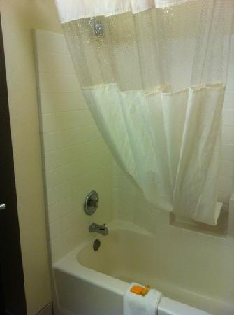 La Quinta Inn & Suites Portland Airport: shower