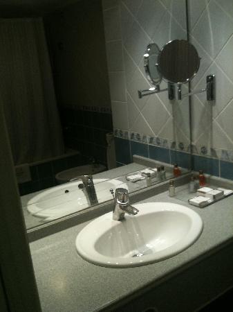 Bristol Hotel : Toilet Sink