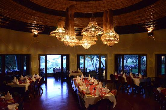 Lake Manyara National Park, แทนซาเนีย: The Dining Room