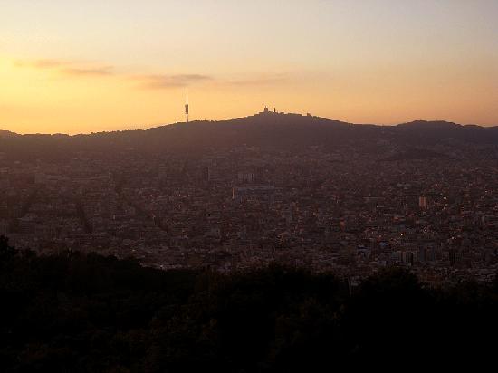 Itinera Plus: Barcelona sunset