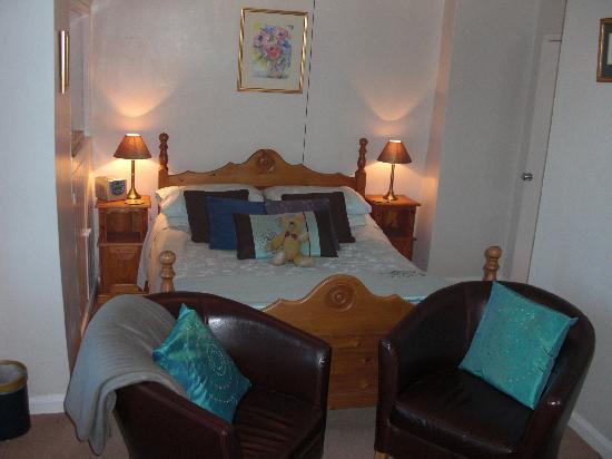 Castleton, UK: Blue Room