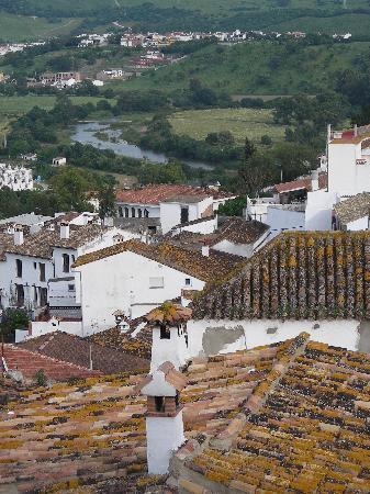 Jimena de la Frontera, Spain: The view from my balcony