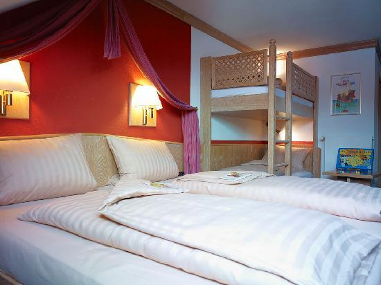 Hotel am Stadtring: Familienzimmer